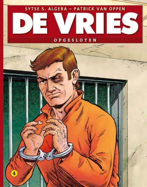 De Vries - Opgesloten (deel 4)